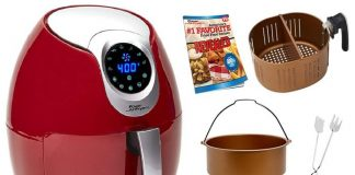 Power Airfyer for Your Cooking Needs