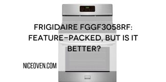 Frigidaire FGGF3058RF Review