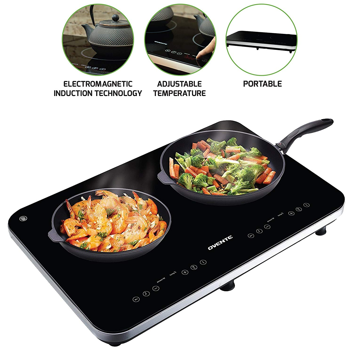 Ovente Induction stove tops