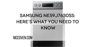 Samsung NE59J7630SS